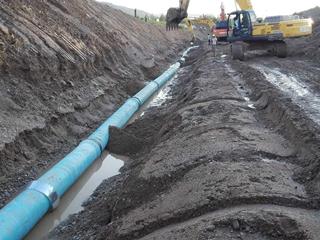 2015年甘肃天水市曲溪城乡供水工程